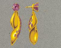Jewelry Set {Rendering}