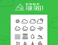 Nature & Parks FREE Icons