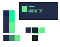 STUDIO TERP infographics Identity