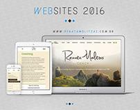 Websites 2016