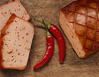 REHM Meat Products / Billboard Campaign