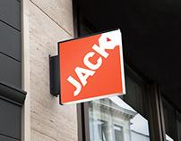 Jack in the box / Branding