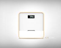 AIR CUBE - Humidifier
