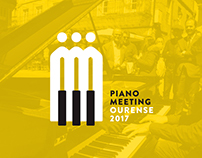Piano Meeting · Ourense 2017