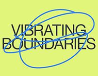 Vibrating Boundaries
