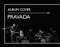 ALBUM COVER for PRAVADA.