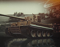 Royal Tank Museum Campaign