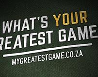 Absa Springboks sponsorship Campaign