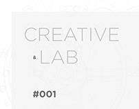 Creative & Lab #001