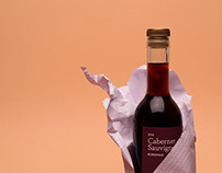 Gaston's • Food and Wine Packaging