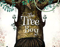 A Tree Boy Picture Book