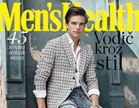 Men's Health Serbia: River Viiperi