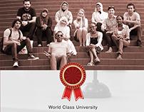 International Office Telkom University - Booklet Design