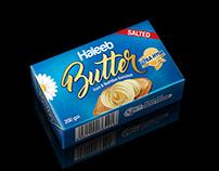 Haleeb Buter Packaging