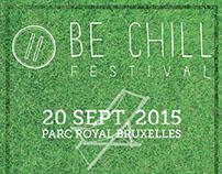 Be Chill Festival - Bruxelles champêtre