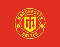 Manchester United new Identity