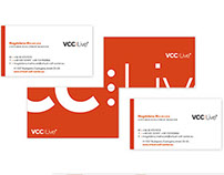 Vcc Live Identity Poster, 2017