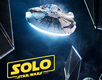 Solo - A Star Wars story - Key Art