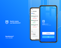 BankSwitch - Product Design
