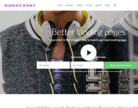 Ecommerce Wordpress Webside