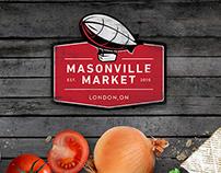 Masonville Market Re-brand