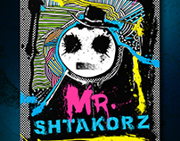 Shtakorz Poster # 4 - Mr. Shtakorz -