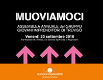 Assemblea Annuale Giovani Imprenditori Unindustria 2016
