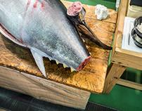 Tokyo - fish