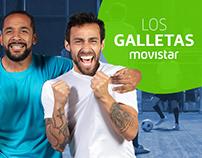 Los Galletas Movistar