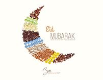 BMB Chocolate // Eid Art work