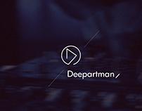 Deepartman, Logo & Branding