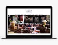 Accent / Website