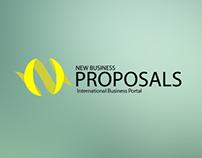 New Business Proposals logo design
