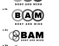 CDC BAM! Body and Mind Logo Process