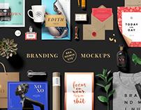 Brandminute Mockups + Freebie