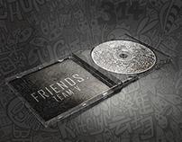 FRIENDS. album cover