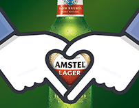 Amstel | The Anti-Social Media Campaign