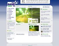 Band Vale FM Website