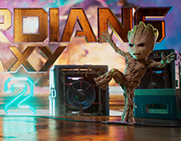Sarofsky's Guardians of the Galaxy 2 Design Spotlight