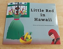 Little Red in Hawaii (a modern tale)