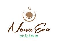Nova Identidade Visual - Cafeteria Nona Eva