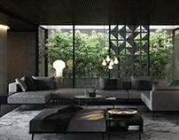 3d visualisation / interior design