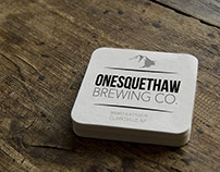Onesquethaw Brewing Co. Branding