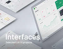 Visux - selected UX/UI projects