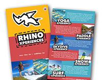 Rhino Xperiences / Brand