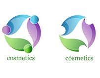 Cosmetics Logo Idea