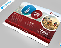 Trifold Brochure Psd Download