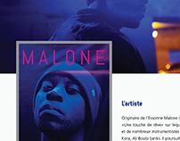 MALONE & FRIENDS - EPK