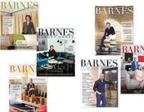 Magazines BARNES LUXURY HOMES