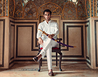 His Highness Padmanabh Singh for THE WEEK MAGAZINE